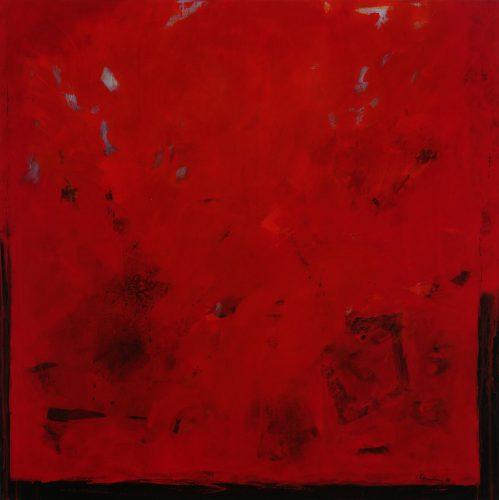 Spurensuche | 100 x 100 | 2011