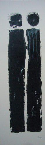 Ein Paar | 40 x 120 | 2012