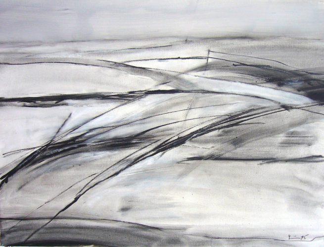 Landschaft 4 | 80 x 60 | 2015